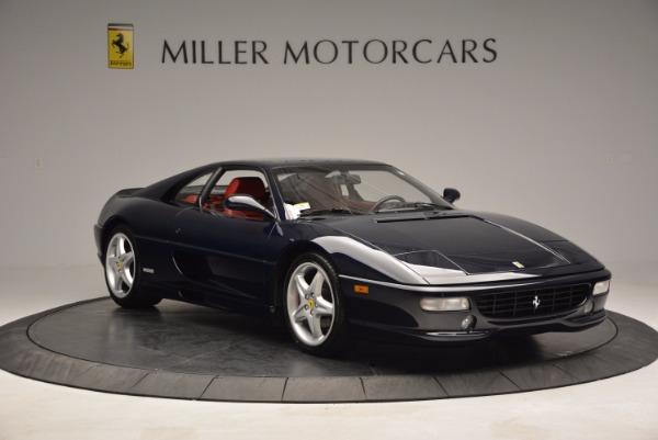 Used 1999 Ferrari 355 Berlinetta for sale Sold at Bugatti of Greenwich in Greenwich CT 06830 12