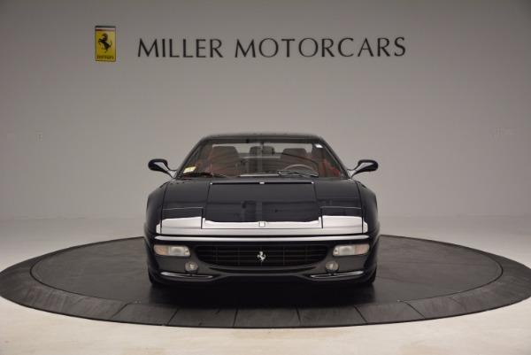 Used 1999 Ferrari 355 Berlinetta for sale Sold at Bugatti of Greenwich in Greenwich CT 06830 13