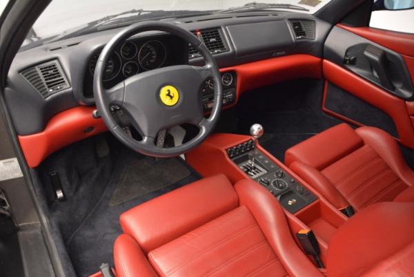 Used 1999 Ferrari 355 Berlinetta for sale Sold at Bugatti of Greenwich in Greenwich CT 06830 14