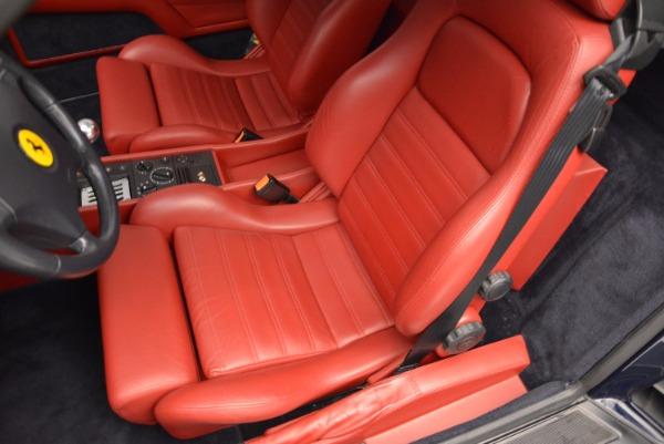 Used 1999 Ferrari 355 Berlinetta for sale Sold at Bugatti of Greenwich in Greenwich CT 06830 16