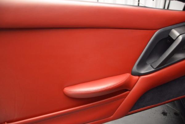 Used 1999 Ferrari 355 Berlinetta for sale Sold at Bugatti of Greenwich in Greenwich CT 06830 17