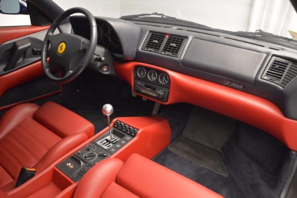 Used 1999 Ferrari 355 Berlinetta for sale Sold at Bugatti of Greenwich in Greenwich CT 06830 18