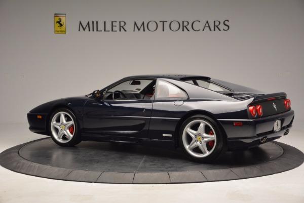 Used 1999 Ferrari 355 Berlinetta for sale Sold at Bugatti of Greenwich in Greenwich CT 06830 5