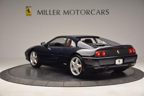 Used 1999 Ferrari 355 Berlinetta for sale Sold at Bugatti of Greenwich in Greenwich CT 06830 6