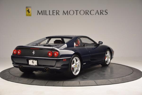 Used 1999 Ferrari 355 Berlinetta for sale Sold at Bugatti of Greenwich in Greenwich CT 06830 8