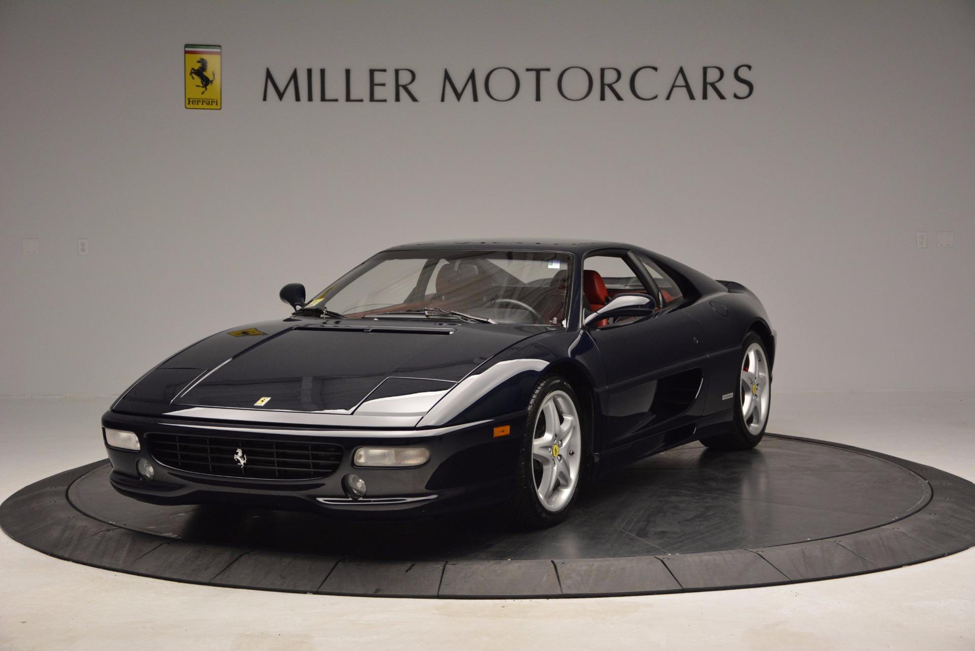 Used 1999 Ferrari 355 Berlinetta for sale Sold at Bugatti of Greenwich in Greenwich CT 06830 1