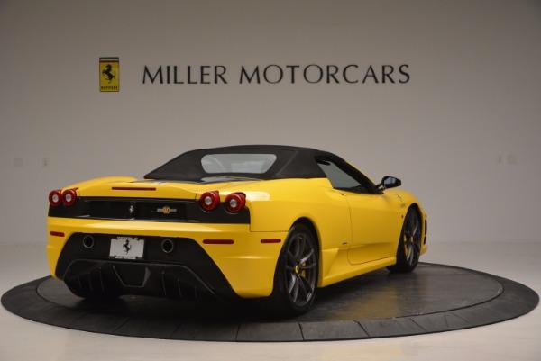 Used 2009 Ferrari F430 Scuderia 16M for sale Sold at Bugatti of Greenwich in Greenwich CT 06830 19