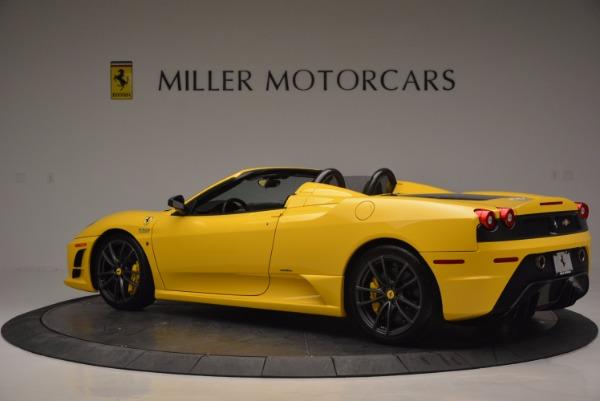Used 2009 Ferrari F430 Scuderia 16M for sale Sold at Bugatti of Greenwich in Greenwich CT 06830 4