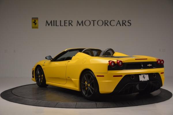 Used 2009 Ferrari F430 Scuderia 16M for sale Sold at Bugatti of Greenwich in Greenwich CT 06830 5