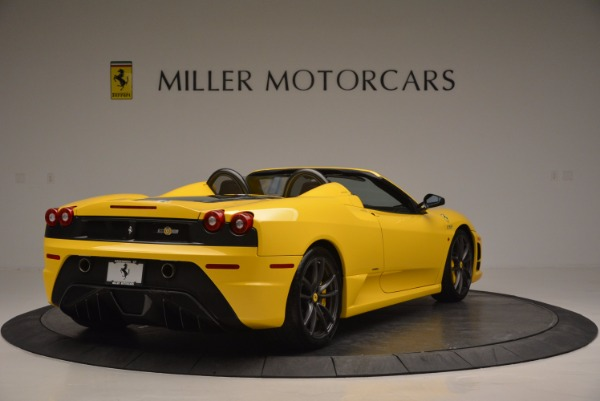 Used 2009 Ferrari F430 Scuderia 16M for sale Sold at Bugatti of Greenwich in Greenwich CT 06830 7