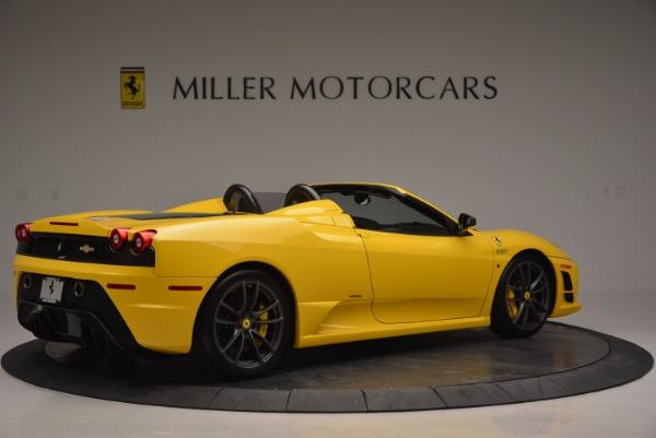 Used 2009 Ferrari F430 Scuderia 16M for sale Sold at Bugatti of Greenwich in Greenwich CT 06830 8