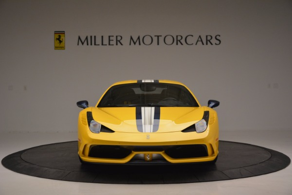Used 2015 Ferrari 458 Speciale for sale Sold at Bugatti of Greenwich in Greenwich CT 06830 12