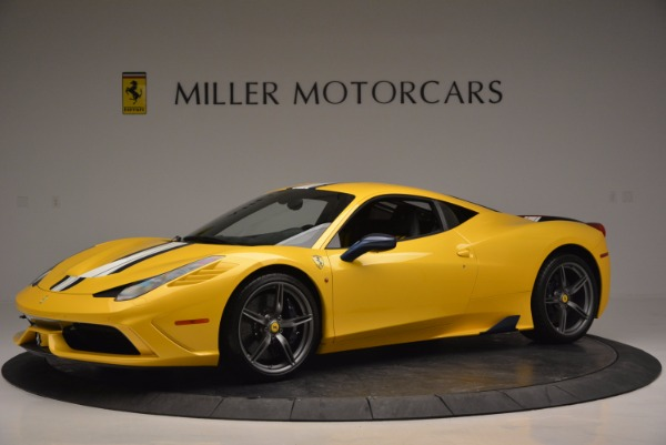 Used 2015 Ferrari 458 Speciale for sale Sold at Bugatti of Greenwich in Greenwich CT 06830 2
