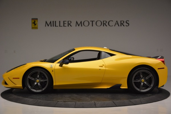 Used 2015 Ferrari 458 Speciale for sale Sold at Bugatti of Greenwich in Greenwich CT 06830 3
