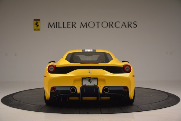 Used 2015 Ferrari 458 Speciale for sale Sold at Bugatti of Greenwich in Greenwich CT 06830 6