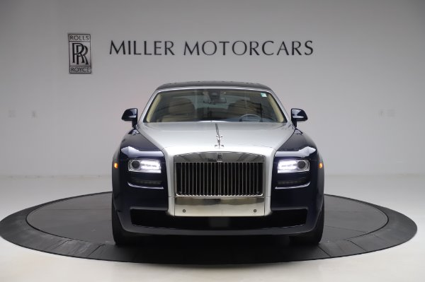 Used 2014 Rolls-Royce Ghost V-Spec for sale Sold at Bugatti of Greenwich in Greenwich CT 06830 2