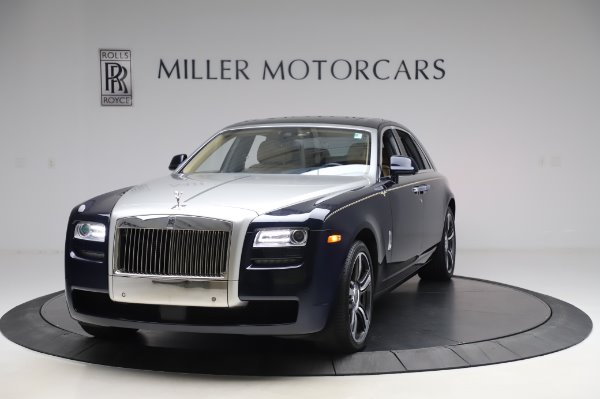 Used 2014 Rolls-Royce Ghost V-Spec for sale Sold at Bugatti of Greenwich in Greenwich CT 06830 1