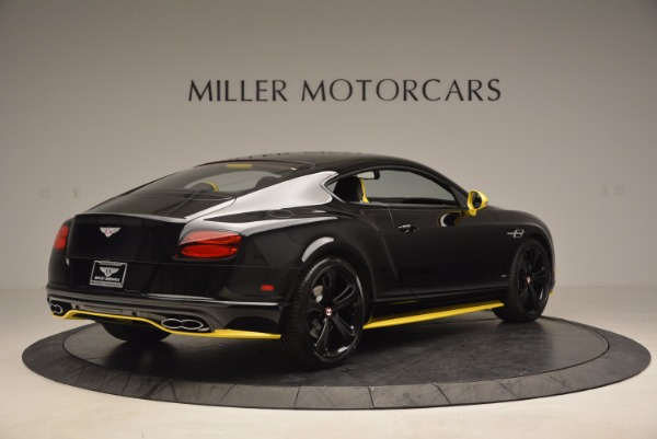 New 2017 Bentley Continental GT V8 S for sale Sold at Bugatti of Greenwich in Greenwich CT 06830 8