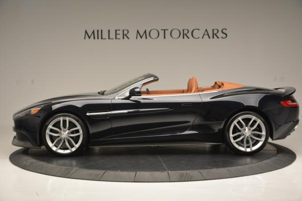 New 2016 Aston Martin Vanquish Volante for sale Sold at Bugatti of Greenwich in Greenwich CT 06830 3