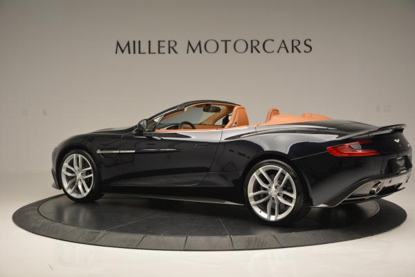 New 2016 Aston Martin Vanquish Volante for sale Sold at Bugatti of Greenwich in Greenwich CT 06830 4