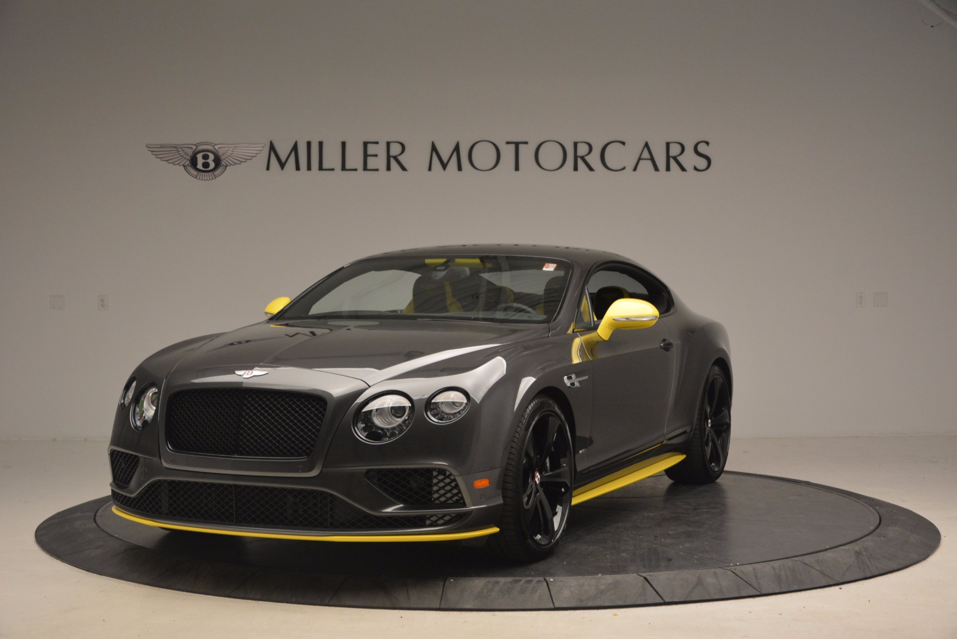 New 2017 Bentley Continental GT V8 S for sale Sold at Bugatti of Greenwich in Greenwich CT 06830 1