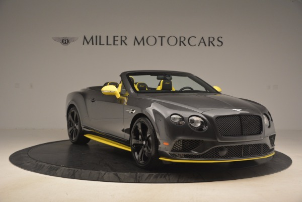 New 2017 Bentley Continental GT Speed Black Edition for sale Sold at Bugatti of Greenwich in Greenwich CT 06830 11