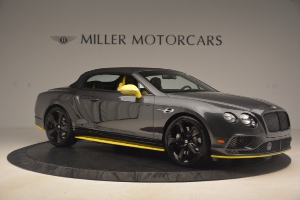 New 2017 Bentley Continental GT Speed Black Edition for sale Sold at Bugatti of Greenwich in Greenwich CT 06830 19