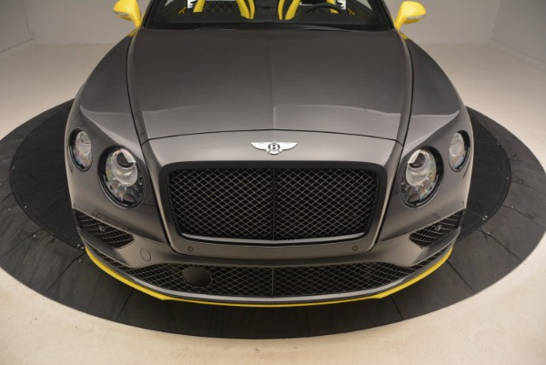 New 2017 Bentley Continental GT Speed Black Edition for sale Sold at Bugatti of Greenwich in Greenwich CT 06830 20