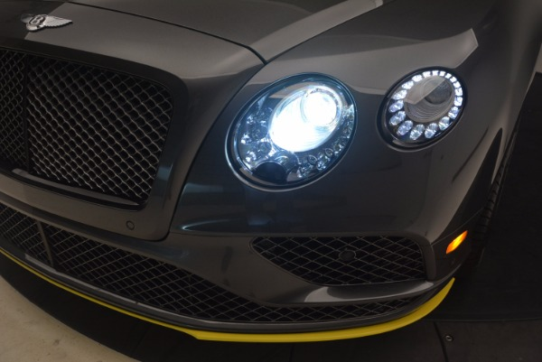 New 2017 Bentley Continental GT Speed Black Edition for sale Sold at Bugatti of Greenwich in Greenwich CT 06830 21