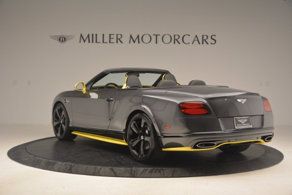 New 2017 Bentley Continental GT Speed Black Edition for sale Sold at Bugatti of Greenwich in Greenwich CT 06830 5