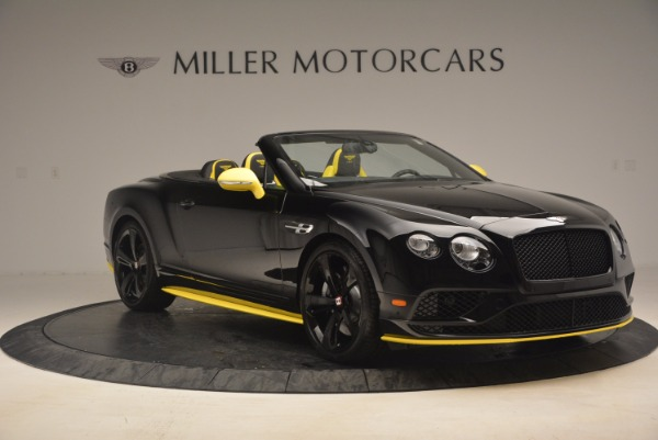 New 2017 Bentley Continental GT V8 S Black Edition for sale Sold at Bugatti of Greenwich in Greenwich CT 06830 11