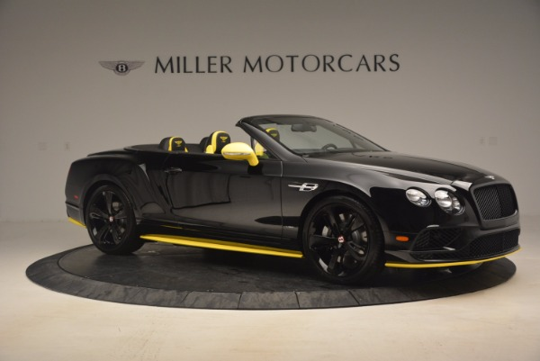 New 2017 Bentley Continental GT V8 S Black Edition for sale Sold at Bugatti of Greenwich in Greenwich CT 06830 9