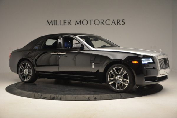New 2017 Rolls-Royce Ghost for sale Sold at Bugatti of Greenwich in Greenwich CT 06830 11
