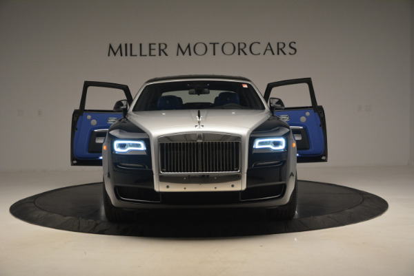 New 2017 Rolls-Royce Ghost for sale Sold at Bugatti of Greenwich in Greenwich CT 06830 14
