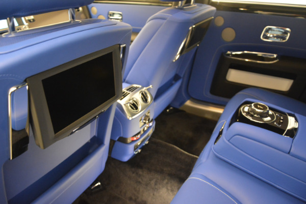 New 2017 Rolls-Royce Ghost for sale Sold at Bugatti of Greenwich in Greenwich CT 06830 28