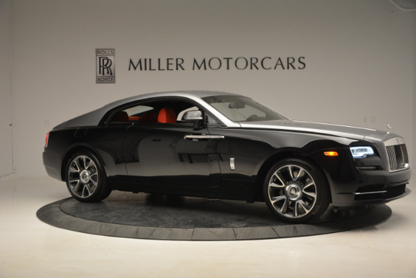 New 2017 Rolls-Royce Wraith for sale Sold at Bugatti of Greenwich in Greenwich CT 06830 10