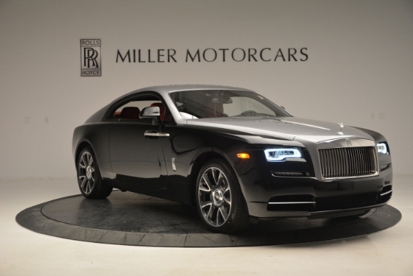 New 2017 Rolls-Royce Wraith for sale Sold at Bugatti of Greenwich in Greenwich CT 06830 11