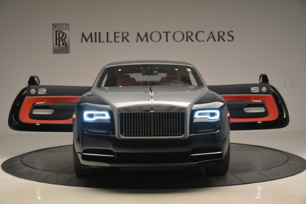 New 2017 Rolls-Royce Wraith for sale Sold at Bugatti of Greenwich in Greenwich CT 06830 13