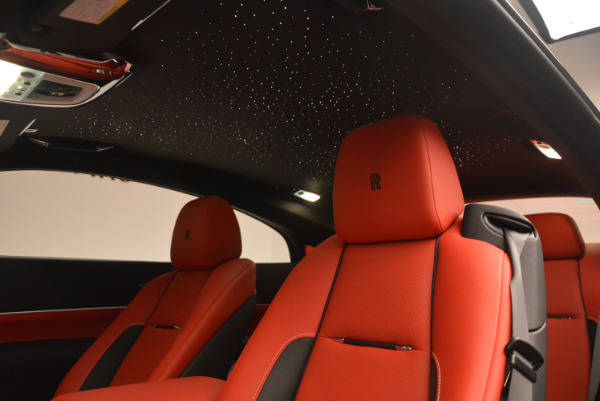 New 2017 Rolls-Royce Wraith for sale Sold at Bugatti of Greenwich in Greenwich CT 06830 16