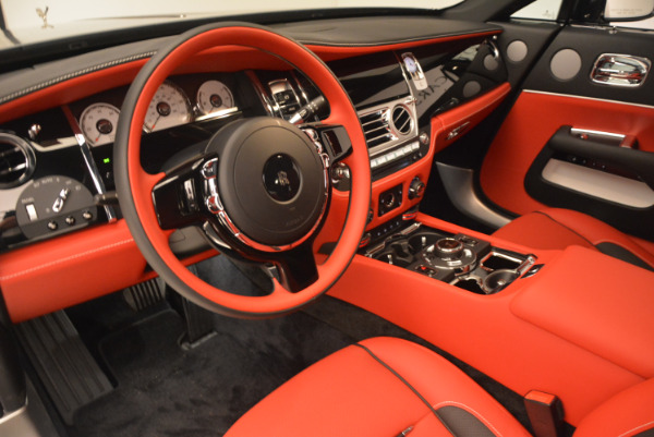 New 2017 Rolls-Royce Wraith for sale Sold at Bugatti of Greenwich in Greenwich CT 06830 17
