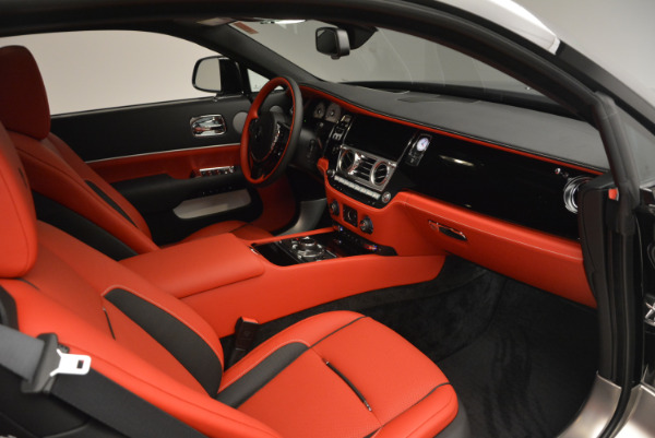New 2017 Rolls-Royce Wraith for sale Sold at Bugatti of Greenwich in Greenwich CT 06830 22