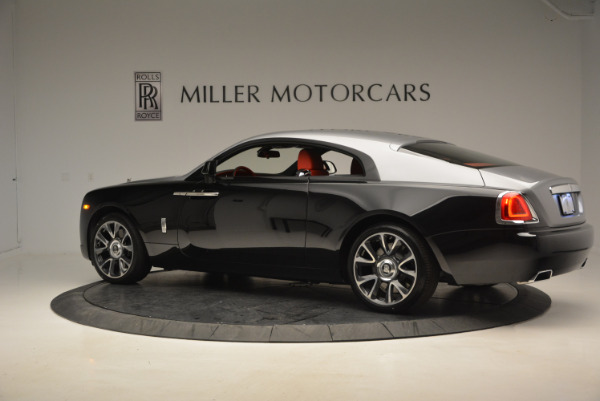 New 2017 Rolls-Royce Wraith for sale Sold at Bugatti of Greenwich in Greenwich CT 06830 4