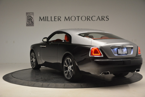 New 2017 Rolls-Royce Wraith for sale Sold at Bugatti of Greenwich in Greenwich CT 06830 5