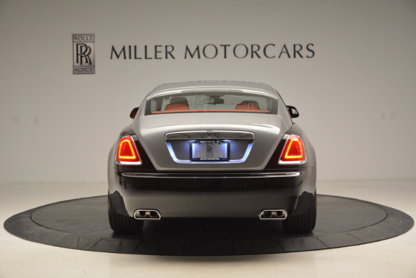 New 2017 Rolls-Royce Wraith for sale Sold at Bugatti of Greenwich in Greenwich CT 06830 6