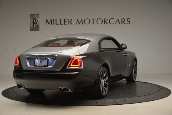 New 2017 Rolls-Royce Wraith for sale Sold at Bugatti of Greenwich in Greenwich CT 06830 7