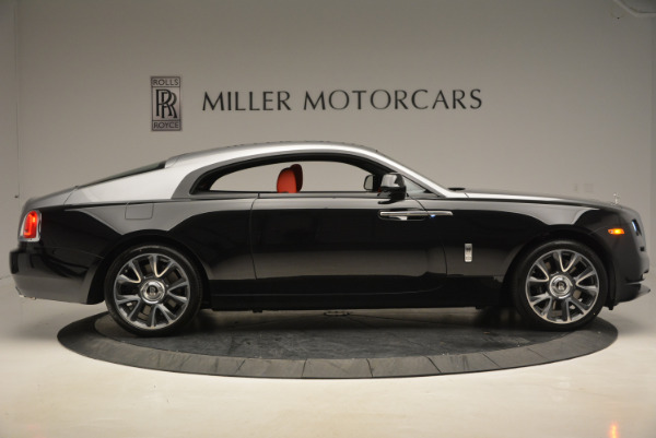 New 2017 Rolls-Royce Wraith for sale Sold at Bugatti of Greenwich in Greenwich CT 06830 9