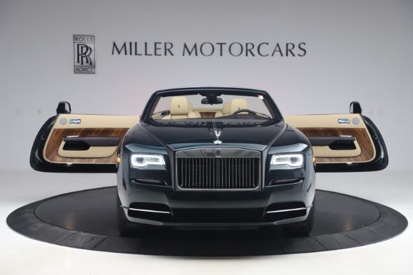 Used 2017 Rolls-Royce Dawn for sale $248,900 at Bugatti of Greenwich in Greenwich CT 06830 13