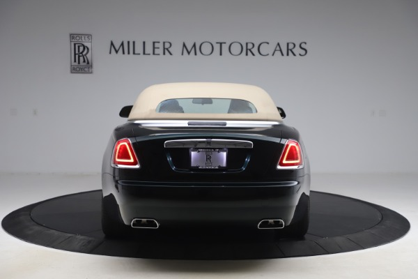 New 2017 Rolls-Royce Dawn for sale Sold at Bugatti of Greenwich in Greenwich CT 06830 21