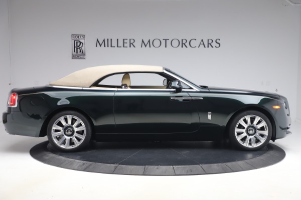 New 2017 Rolls-Royce Dawn for sale Sold at Bugatti of Greenwich in Greenwich CT 06830 24