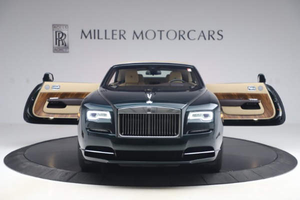 Used 2017 Rolls-Royce Dawn for sale $248,900 at Bugatti of Greenwich in Greenwich CT 06830 27